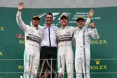 一周赛事回顾:罗斯伯格称雄F1奥地利站