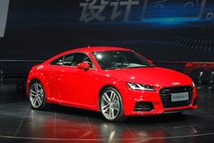奥迪新一代TT上市 售54.28-61.78万元