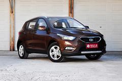 骏派D60新车型正式上市 售价7.59万元