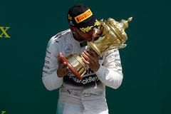 F1英国站轮胎策略解读 汉密尔顿夺冠