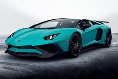 兰博基尼Aventador新车型 设计独特
