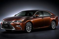 雷克萨斯新款ES启动预售 增2.0L车型