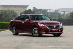 丰田新皇冠2.0T车型定于8月22日上市