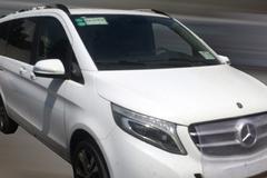 福建奔驰V级明年4月推出 唯雅诺换代