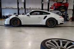 保时捷911 GT3 RS谍照曝光 造型更动感