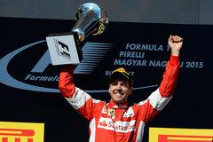 一周赛事回顾:维特尔称雄F1匈牙利站