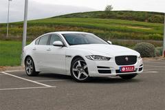 捷豹XE车型官方降价 最高降幅达11万