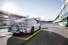 奔驰AMG C63最新细节 或9月公开销售