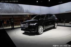 沃尔沃将在华主动召回2016款XC90车型