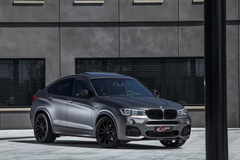 轻量化宝马X4车型发布 售价约59.5万元