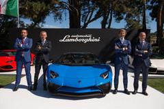 兰博基尼Aventador SV亮相 碳纤维打造