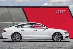 奥迪新A7/S7今日将上市 新增2.0T车型