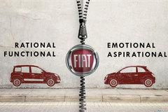 菲亚特品牌设两部门 标准是理性与感性