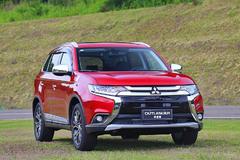 2015广州车展:欧蓝德新车型售21.48万