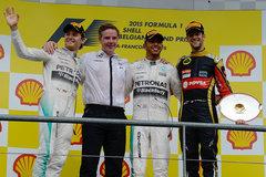 一周赛事回顾:汉密尔顿称雄F1比利时站