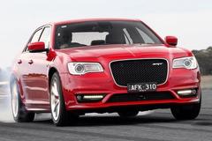 克莱斯勒新款300 SRT官图 搭载6.4L V8