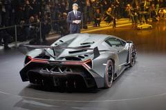 兰博基尼新超跑明年3月发布 限量20台