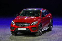 奔驰GLE运动SUV上市 售86.8-192.8万