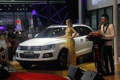 2015成都车展:众泰T600家用版上市