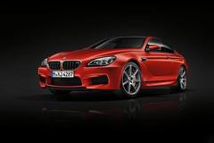 宝马M6竞技版将亮相法兰克福车展