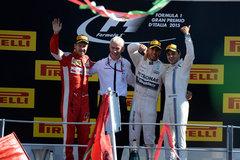 一次停站为主 F1意大利站轮胎策略解读