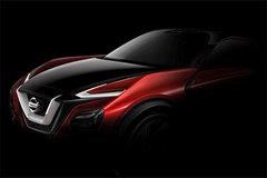 日产全新跨界车预告图 370Z转身变SUV