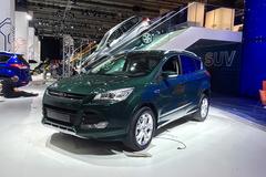 2015法兰克福车展探馆:新款福特翼虎