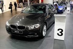 2015法兰克福车展:宝马新款3系/M3
