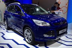2015法兰克福车展:福特新款翼虎发布