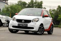 新smart fortwo手动挡车型或引入国内