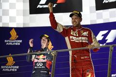 一周赛事回顾:法拉利吹响F1反击号?