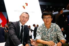 保时捷方智勇:上海体验中心明年开放