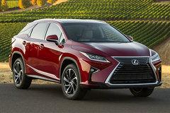 雷克萨斯新RX预售43.8万起 性价比提升