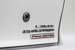 美规三菱EVO终极版发布 仅限1600台
