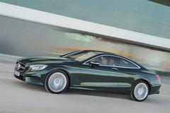 奔驰S级Coupe车型调整 新增S400 Coupe