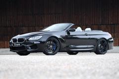 第二代宝马M6效果图 极速300公里/小时