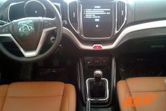长安CX70七座版内饰 将搭1.6L发动机
