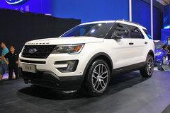 福特新款探险者上市 售44.98-63.98万