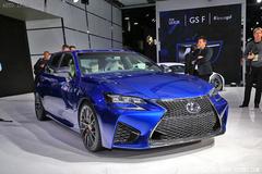雷克萨斯GS F北美定价公布 约合54万元