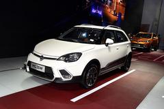 上汽名爵MG 3SW正式上市 售8.77万元