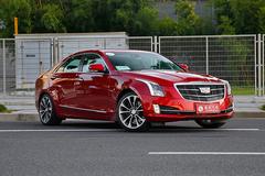 高性价比2.0T+8AT高档轿车 高效更节能