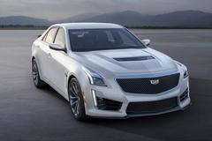2016款凯迪拉克ATS-V和CTS-V轿跑发售