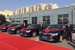 祥龙采购400辆凯美瑞 投放约租车领域
