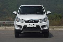 北汽幻速新款S2上市 售5.48-6.98万元