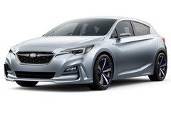 斯巴鲁全新翼豹概念车发布 首推SGP平台