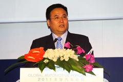 东风汽车总经理朱福寿被查 任职21年