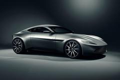 阿斯顿·马丁车展阵容 007元素为主导