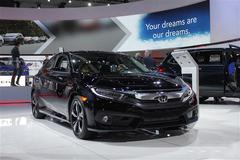 换代思域将推1.5T手动车型 后年上市