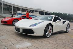 2015广州车展:488 Spider售388.8万元