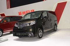 2015广州车展:新款NV200售10.48万起